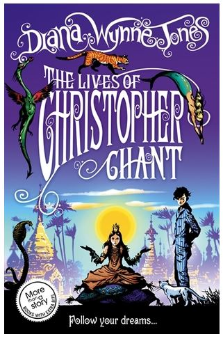 The Lives of Christopher Chant – Diana Wynne Jones