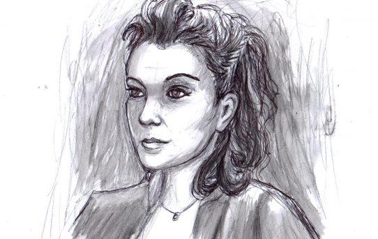 Day 23: Sheila | InkTober