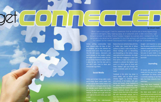 Authors Magazine - Get Connected