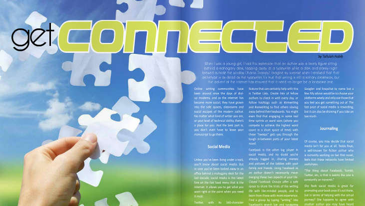 Authors Magazine – Get Connected