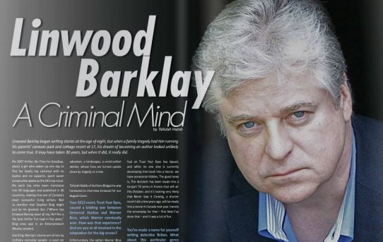 Authors Magazine – Interview with Linwood Barclay