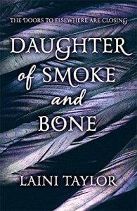 daughter of smoke and bone UK hardcover