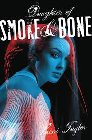 Daughter of Smoke and Bone US ARC