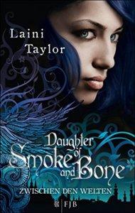 Daughter of Smoke and Bone German hardcover