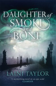 Daughter of smoke and bone US tesco edition