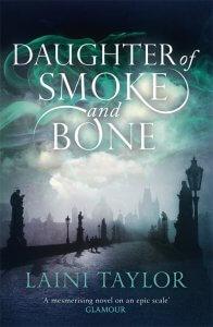 Daughter of smoke and bone US tesco edition
