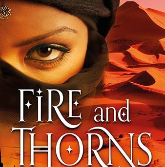 Girl of Fire and Thorns - Rae Carson