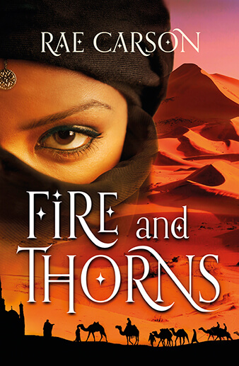 Girl of Fire and Thorns – Rae Carson
